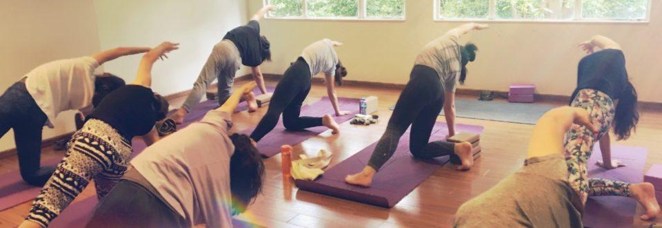 香港ヨガ教室 Yoga Shanti Hong Kong